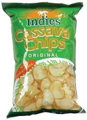 Indies Cassava Chips Original