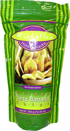 MICHELLES Golden Sana Banana Chips