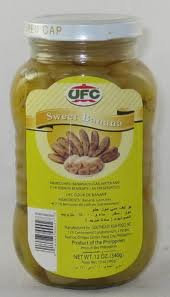 UFC Banana in Syrup