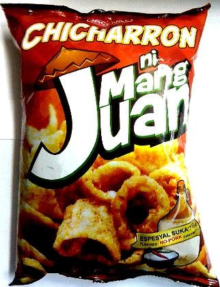Jack 'n Jill Mang Juan Chicharon, Brown