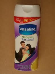 Vaseline hair Shampoo, Purple