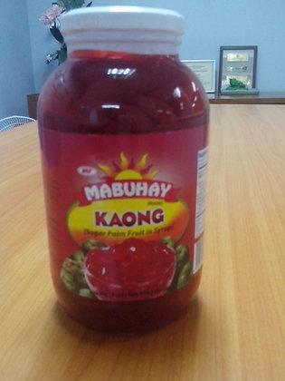 Mabuhay Sugar Palm (Kaong) Red