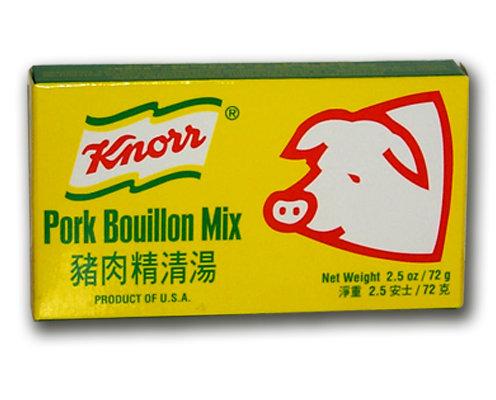 Korr Pork Boullion Cubes