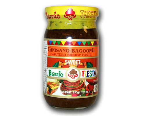 Barrio Fiesta Sauteed Shrimp Paste, Sweet