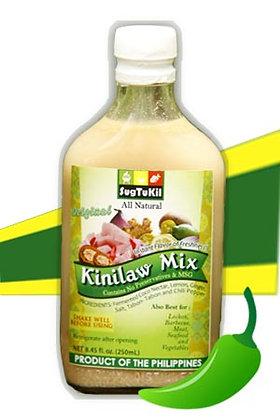 Sugi Tukil Kinilaw Mix, Hot