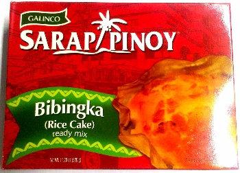 Sarap Pinoy Bibingka Mix