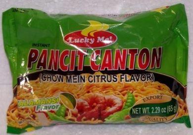 Lucky Me Instant Pancit Canton, Calamansi