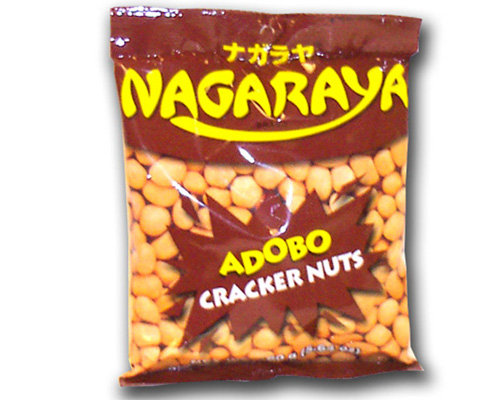 Nagaraya Cracker Nuts, Adobo