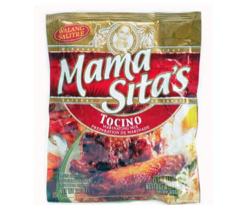Mama Sita Marinating Mix