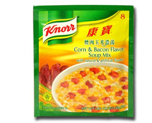 Knorr Bacon & Corn Flavor Soup