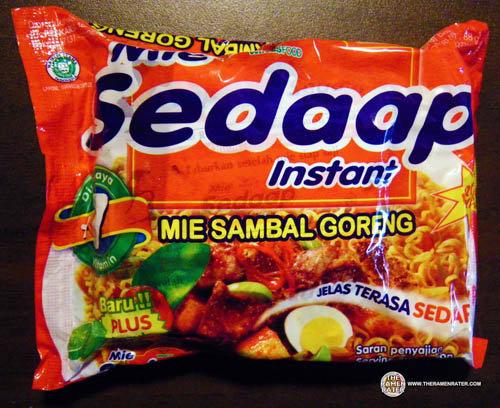 Mi Goreng Instant Noodle Sambal Goreng