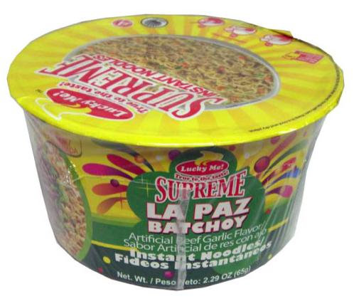 Lucky Me Instant Noodles-Bachoy