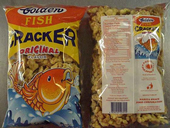 Golden Fish Crackers