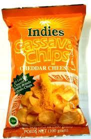 Indies Cassava Chips Cheese