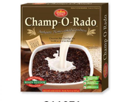 White King Champorado Mix in box