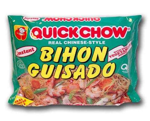Quickchow Instant Pancit Bihon Noodles