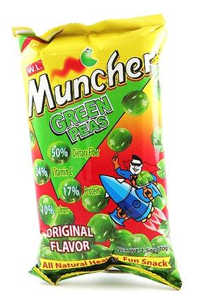 WL Muncher Green Peas, Original