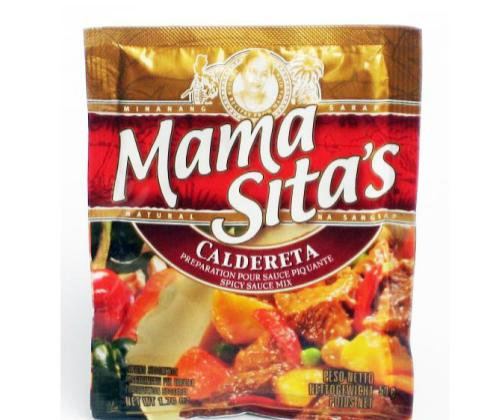 Mama Sita Spicy Sauce Mix