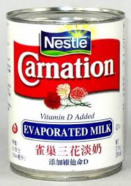 Nestle Carnation Evaporated Milk