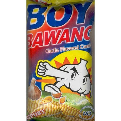 Boy Bawang Garlic Flavor