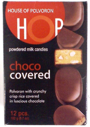 HOP Powdered Milk Chocolate Covered Candy
