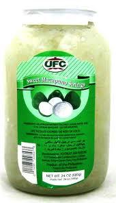 UFC Coconut Sport String