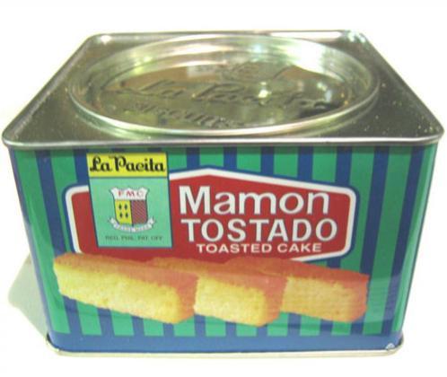 La Pacita Mamon Tostado in tub