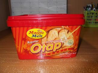 Magic Melt Otap, Regular in tub