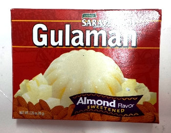 Sarap Pinoy Gulaman Powder, Almond