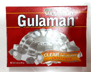 Sarap Pinoy Gulaman Powder, Clear