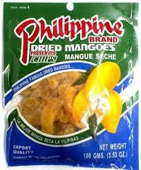 Phil Dried Mango