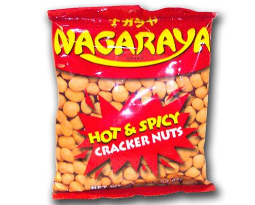 Nagaraya Cracker Nuts, Hot & Spicy