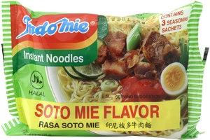 Mi Goreng Instant Noodle Sotomie Flavor