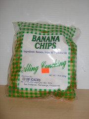 Aling Conching Banana Chips