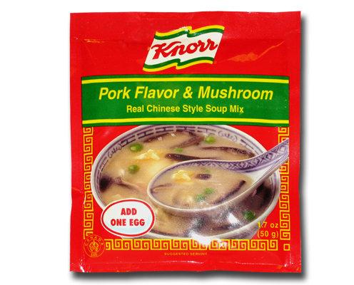 Knorr Pork & Mushroom Soup Mix
