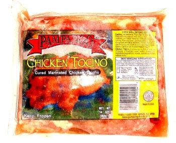 Pampango Chicken Tocino