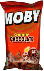 Moby Crunchy Chocolate