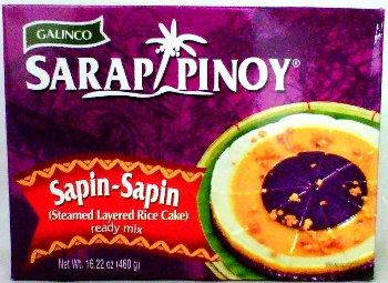 Sarap Pinoy Sapin-Sapin Mix