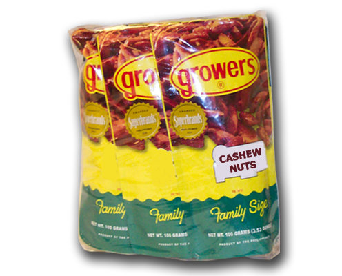 Growers Cashew Nuts
