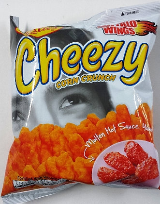 Leslie Cheezy Buffalo Wings Flavor