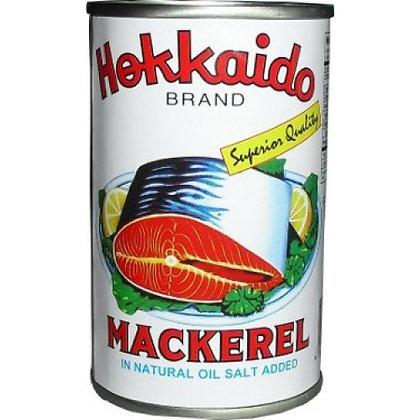 Hokkaido Mackerel In Natural Oil