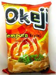 Okeji Tempura Snack