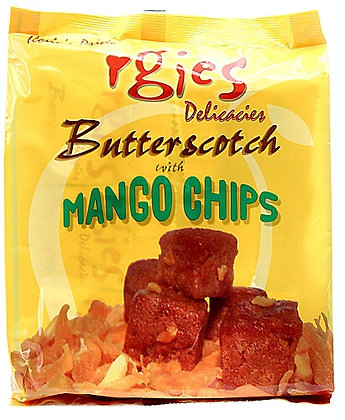 Rgies Butterscotch Square with Mango Chips