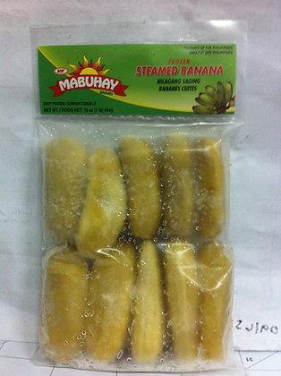 Mabuhay Frozen Steamed Banana