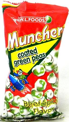 WL Muncher Coated Peas
