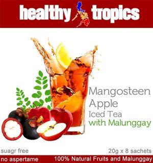 Healthy Tropics Cold Ice Tea Powder Drink