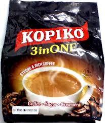 Kopiko 3 in 1 Coffee