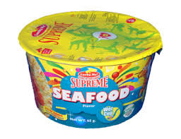 Lucky Me Instant Noodle Seafood