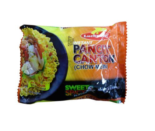 Lucky Me Pancit Canton Sweet & Spicy