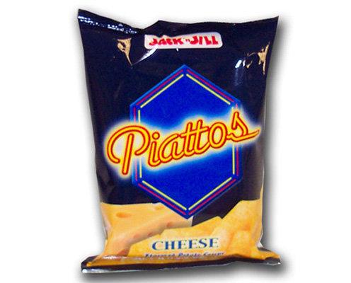 Jack 'n Jill Piattos Potato Chips Cheese